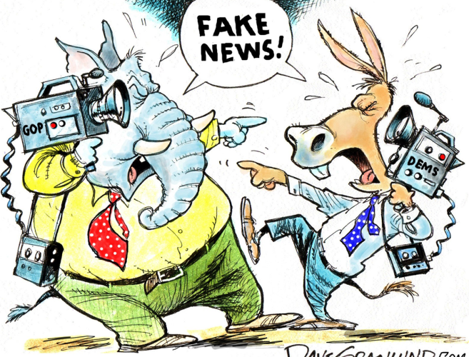 Is Fake News Hurting Your Reputation in DC?