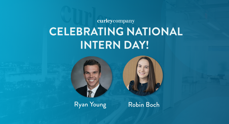Celebrating National Intern Day!